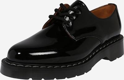Scarpa stringata 'Gibson' Solovair di colore nero, Visualizzazione prodotti