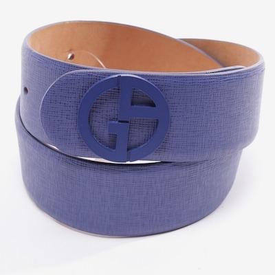 GIORGIO ARMANI Gürtel in M in blau, Produktansicht