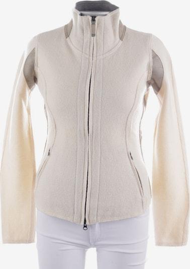 Frauenschuh Wolljacke in M in beige / wollweiß, Produktansicht