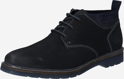 Auliniai batai su raišteliais 'Zeli' iš bugatti, spalva – tamsiai mėlyna jūros spalva, Prekių apžvalga