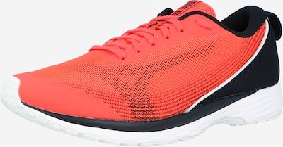 MIZUNO Chaussure de course 'DUEL SONIC 2' en rouge feu / noir, Vue avec produit