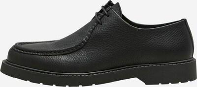 SELECTED HOMME Chaussure à lacets en noir, Vue avec produit