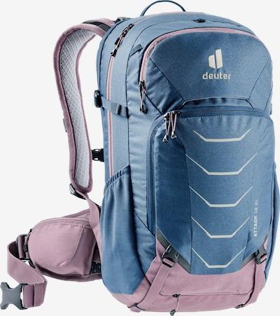 DEUTER Rucksack in blau / pink, Produktansicht