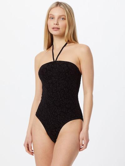 fekete BeckSöndergaard Fürdőruhák, Modell nézet