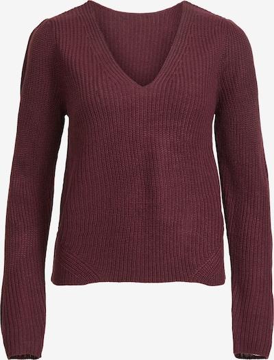 VILA Sweater in Wine red, Item view