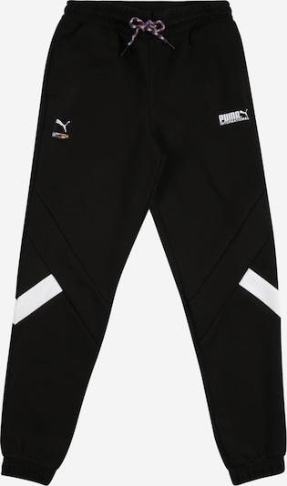 Kelnės iš PUMA , spalva - juoda / balta, Prekių apžvalga
