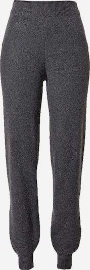Pantaloni 'SALSA' PIECES pe gri amestecat, Vizualizare produs