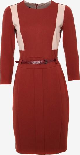 Madam-T Kleid 'AMBONA' in rot, Produktansicht