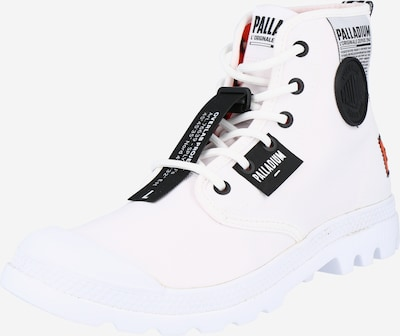 Palladium Lace-up bootie 'PAMPA LITE OVERLAB' in White, Item view