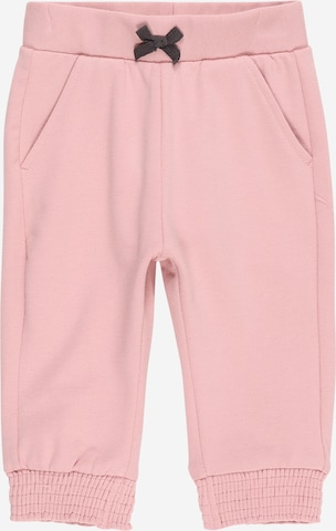 Pantaloni di UNITED COLORS OF BENETTON in rosa