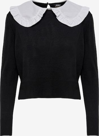ONLY Pullover in Schwarz