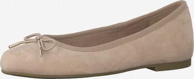 TAMARIS Ballerina in puder, Produktansicht