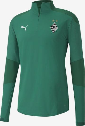 PUMA Trainingsshirt in grün, Produktansicht