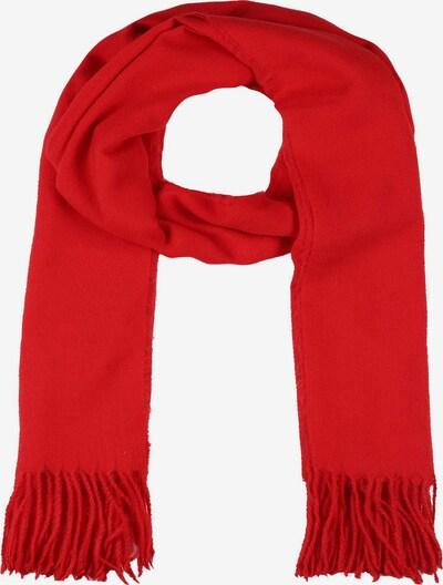Zwillingsherz Écharpe en rouge, Vue avec produit