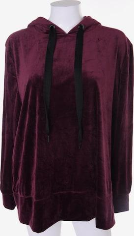 Esmara Sweatshirt & Zip-Up Hoodie in 6XL in Purple