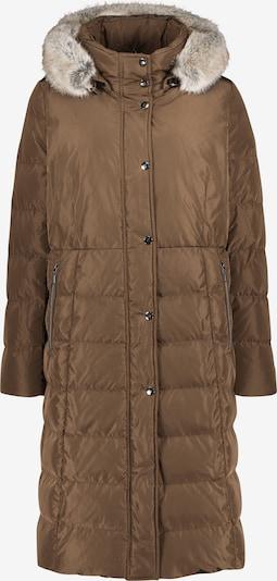 GIL BRET Manteau d'hiver en marron / gris, Vue avec produit