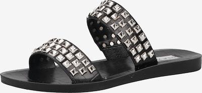 STEVE MADDEN Pantoletten in schwarz, Produktansicht