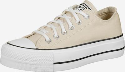 CONVERSE Sneaker 'Chuck Taylor All Star Lift-OX' in puder, Produktansicht