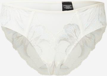Slip de la Calvin Klein Underwear pe alb