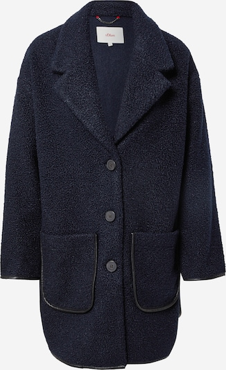 s.Oliver Преходно палто в нейви синьо, Преглед на продукта