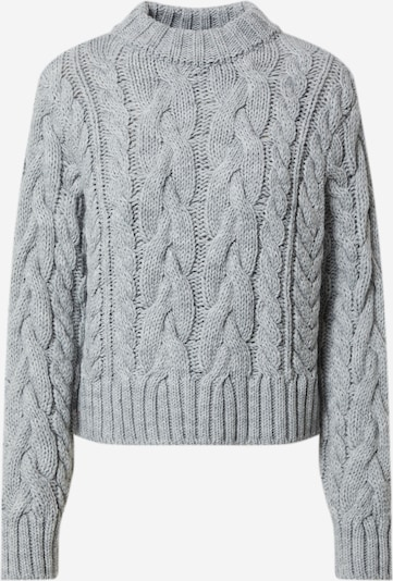 EDITED Sweater 'Alwa' in Grey / mottled grey, Item view