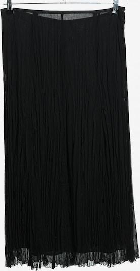 Kingfield Plisseerock in XL in schwarz, Produktansicht