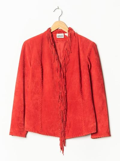 Chico's-Design Jacket & Coat in M in Red, Item view