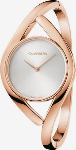 Calvin Klein Analog Watch 'K8U2S616' in Bronze