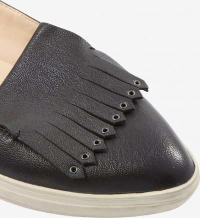 Nine West Flats & Loafers in 38 in Black / White, Item view