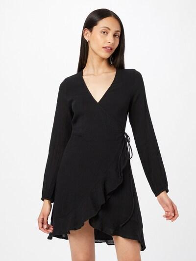 Neo Noir Kleid in schwarz, Modelansicht