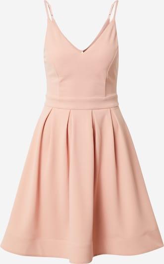 Skirt & Stiletto Kleid in nude, Produktansicht