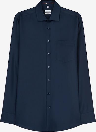 SEIDENSTICKER Zakelijk overhemd ' Regular ' in de kleur Donkerblauw, Productweergave