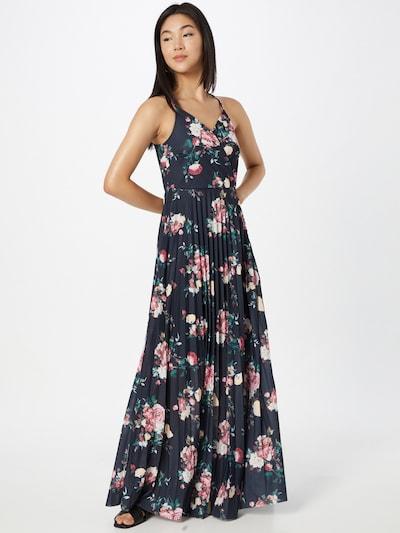 ABOUT YOU Kleid 'Frida' in navy / mischfarben, Modelansicht