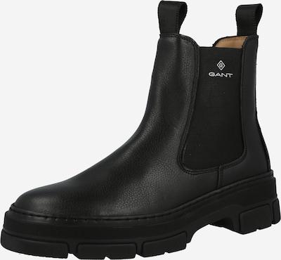 GANT Chelsea boty - černá / bílá, Produkt