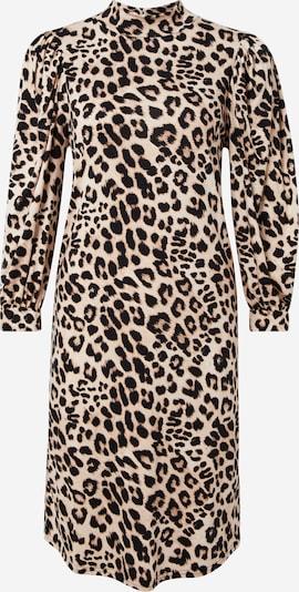 b.young Kleid in beige / braun / schwarz, Produktansicht