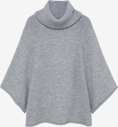 MANGO Pullover in grau, Produktansicht
