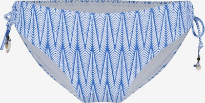 LingaDore Bikinihose in blau / weiß, Produktansicht