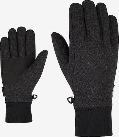 ZIENER Multisporthandschuhe 'ILDO' in schwarz, Produktansicht
