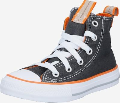 Sneaker CONVERSE pe gri / portocaliu închis / alb, Vizualizare produs