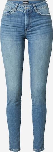 PIECES Jeans 'PCDELLY' in blue denim, Produktansicht