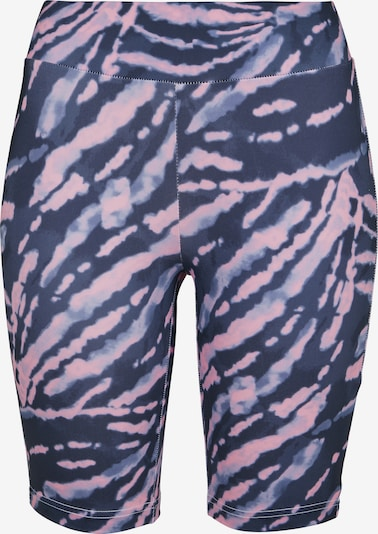 Urban Classics Pantalón en lila claro / lila oscuro / rosa claro, Vista del producto