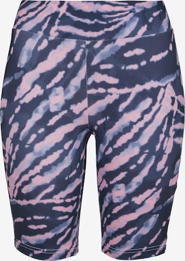 Urban Classics Shorts in helllila / dunkellila / hellpink, Produktansicht