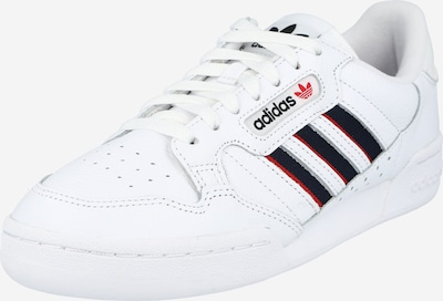 ADIDAS ORIGINALS Sneakers low 'CONTINENTAL 80' in Dark blue / Red / White, Item view
