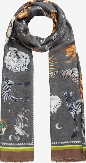 CODELLO Scarf in Anthracite, Item view