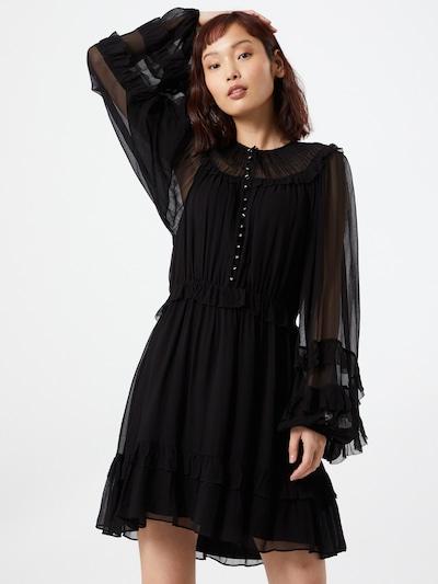 The Kooples Kleid in schwarz, Modelansicht