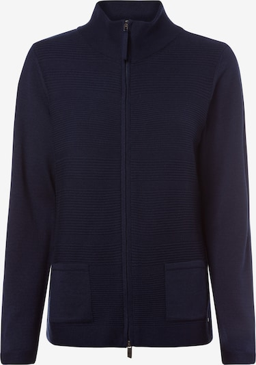 Olsen Strickjacke in navy, Produktansicht