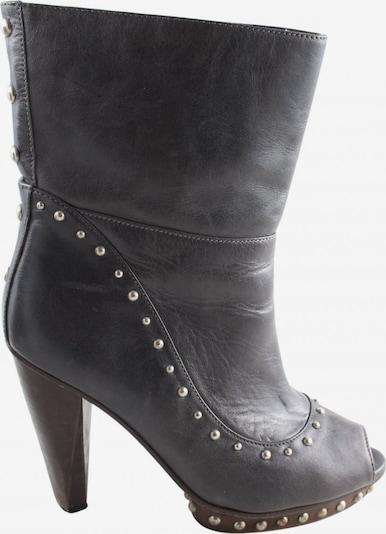 by Marlene Birger Peeptoe-Stiefeletten in 38 in schwarz, Produktansicht