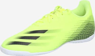 ADIDAS PERFORMANCE Футболни обувки в жълто / черно, Преглед на продукта