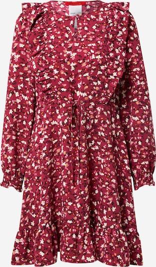 MAX&Co. Kleid in pflaume / mischfarben, Produktansicht