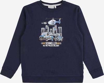 SALT AND PEPPER Sweatshirt in navy / mischfarben, Produktansicht